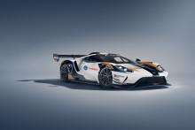 Nová limitovaná edice Mk II, určená výhradně na závodní tratě, posouvá výkony supersportovního Fordu GT na ještě vyšší úroveň