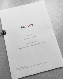 """SF Studios to produce the first Swedish Netflix film """"Red Dot"""""""