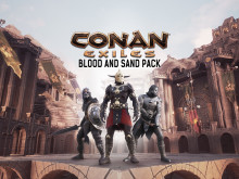 Funcom releases new DLC and free PvP update for Conan Exiles