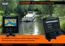 Sonderangebot für Klasse-A AIS-Transponder (für Ihre Mitglieder).