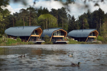 Center Parcs reveals new waterside accommodation at Elveden Forest