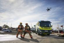 Die globale Partnerschaft zwischen DJI und Rosenbauer verbessert die digitalisierte Ausrüstung von Rettungsdiensten