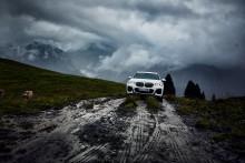 BMW X3 som plug-in-hybrid