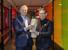 Tekniska museet och Stora Enso bygger Stockholms smartaste byggnad i trä