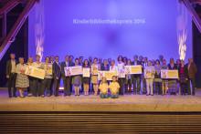 Kinderbibliothekspreis 2016 verliehen