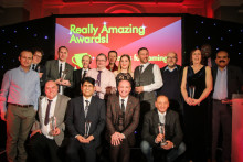 OXFORD BUS COMPANY REWARDS STAFF EXCELLENCE IN REALLY AMAZING AWARDS NIGHT