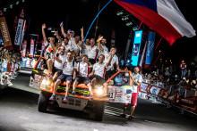 Týmy z Vysočiny spojily síly – Martin Prokop a Tomáš Ouředníček pojedou na Dakar 2019 společně v týmu MP-Sports!