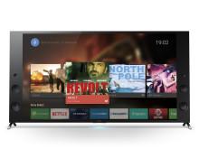 Ultimativer Kontrast: HDR hält Einzug bei BRAVIA Fernsehern von Sony