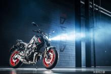 ロードスポーツ「MT-07 ABS」をマイナーチェンジ 〜次世代MTシリーズのスタイリングに刷新〜