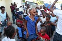 Advancing Children's Rights in Africa - seminarium på Sida den 14 juni