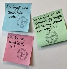 Komplimentskampanje #værraus på Verdensdagen for psykisk helse