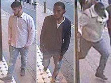Brighton Rolex watch robbery: Do you recognise these men?
