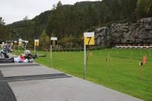 NM rulleskiskyting i Sirdal