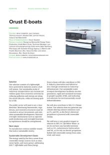 Hög tid att båtbranschen tar sitt ansvar för klimatet DEBATT
