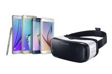 Samsung og Oculus introducerer den første forbrugerversion af Gear VR