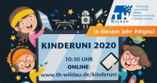 Kinderuniversität der TH Wildau startet ab dem 7. November in die 16. Runde – in diesem Jahr #digital
