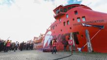 'Esvagt Mercator' keeps Nobelwind and Belwind spinning