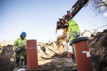 VA-förnyelsen kommer till Liljeholmen/Rosenlund