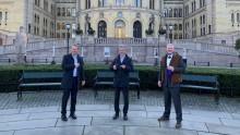 Telia åpner 5G-nettet i Oslo