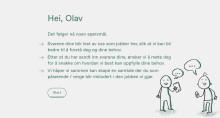 Google Design Sprint: Bedre forståelse av pårørendes behov