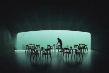 Europas erstes Unterwasser-Restaurant an Südnorwegens Küste eröffnet