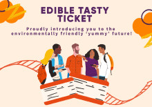 Edible tickets now available for West Midlands Railway passengers