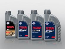 ATF-oljor speciellt utvecklade för din automatiska transmission från ZF