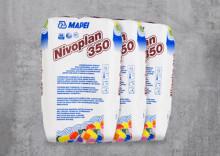 Nivoplan 350: Nytt innovativt produkt for innendørs oppretting og sparkling