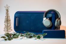 Elektronisk jul med Sony -  De bästa julklappstipsen för hela familjen