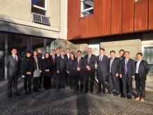 Kinesiske beslutningstagere søger energiinspiration i Danmark