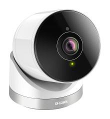 D-Link lanserar ny 180° HD Wi-Fi utomhuskamera för säker och trygg hemövervakning