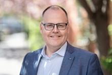 Johan Nyhus blir ny förbundsordförande för HSB