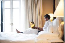 Berendsen går i bräschen - gör svenska hotell mer hållbara med miljömärkta textilier