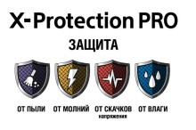 Телевизоры BRAVIA с дополнительной защитой X-Protection PRO