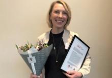 Stena Fastigheter är Årets Fastighetsföretagare 2020!