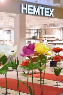 Hemtex lanserar nytt butikskoncept på Kungsmässan!