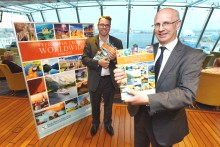 Fred. Olsen Cruise Lines unveils its new 'Worldwide Cruises 2016/17' brochure, bringing guests closer to 253 destinations in 84 countries
