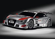 Premiär för nya Audi A5 DTM
