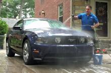 Slik tar du vårens store bilvask