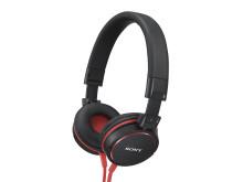 Sony lanza los auriculares MDR-V55 y MDR-Z600 con diseño actual y gran variedad de colores
