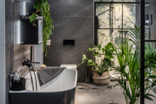 Bathroom trends in 2020: My home is my nature