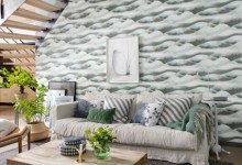 Skandinavisk natur på tapeten - Eco Wallpaper lanserar kollektionen Nature