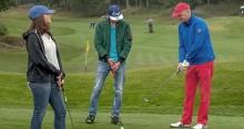 Succé för Ikano Bostads golfskola för tjejer