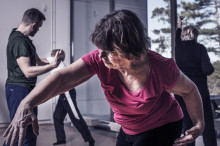 Workshop i samtida dans med Björn Säfsten