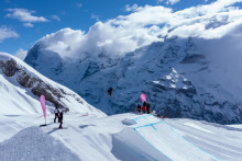 WHITESTYLE OPEN AM SCHILTHORN MIT LOKALEN DOMINATOREN