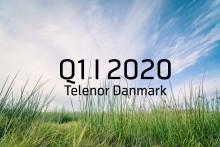Telenor Danmark leverer stabil indtjening og kundevækst på mobil- og internetforretningen