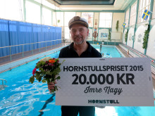 Badmästare vinner Hornstullspriset