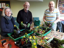 Wellbeing Gardens - National Gardening Week