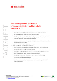 Factsheet Förderverein Kinder- und Jugendhilfe e.V.