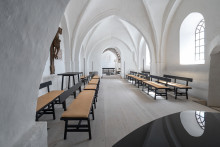 ​Medieval church reinvented in Sdr. Asmindrup